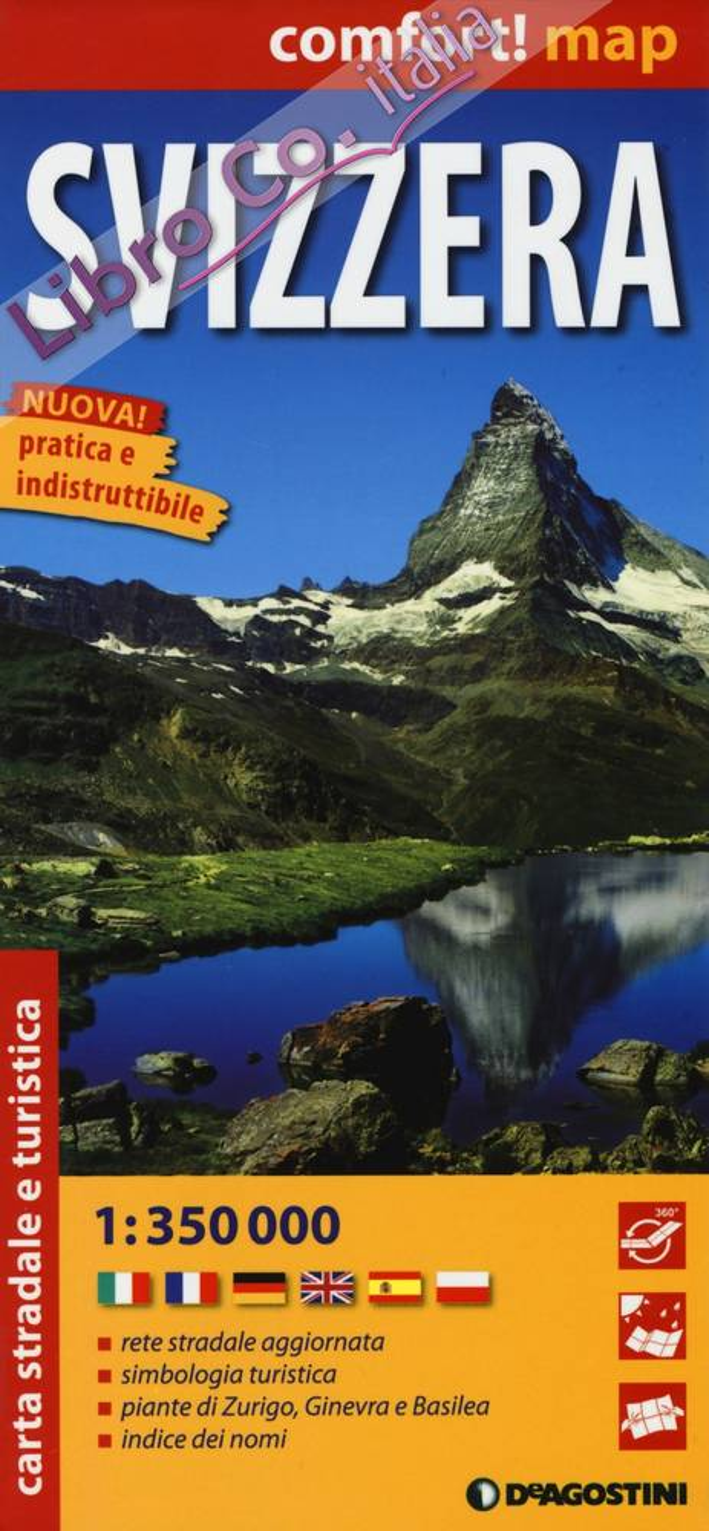 Svizzera 1:350.000.