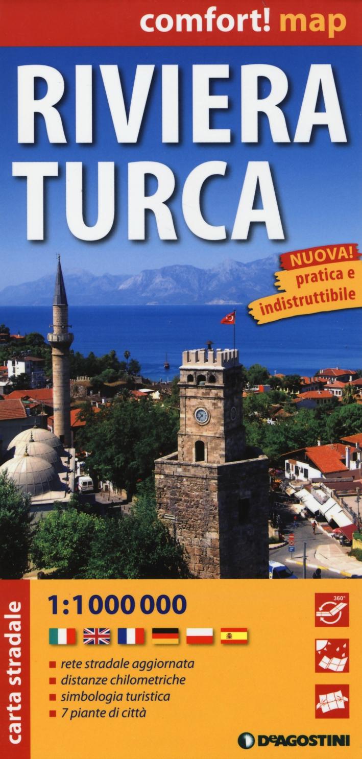 Riviera turca 1:1000.000