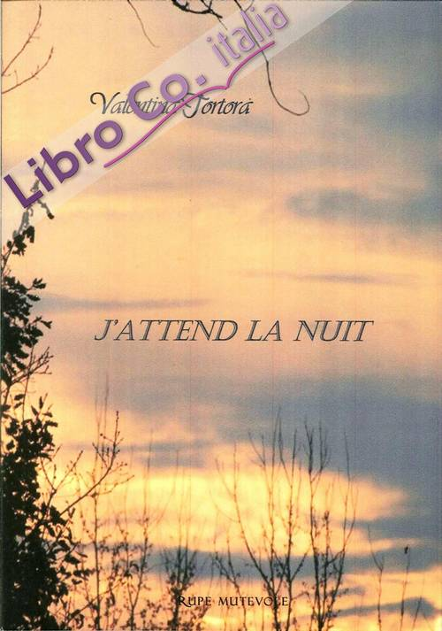 J'Attend la Nuit. [Ed. Italiano].