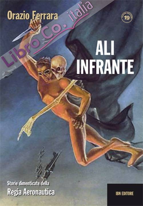 Ali infrante. Storie dimenticate della Regia Aeronautica.