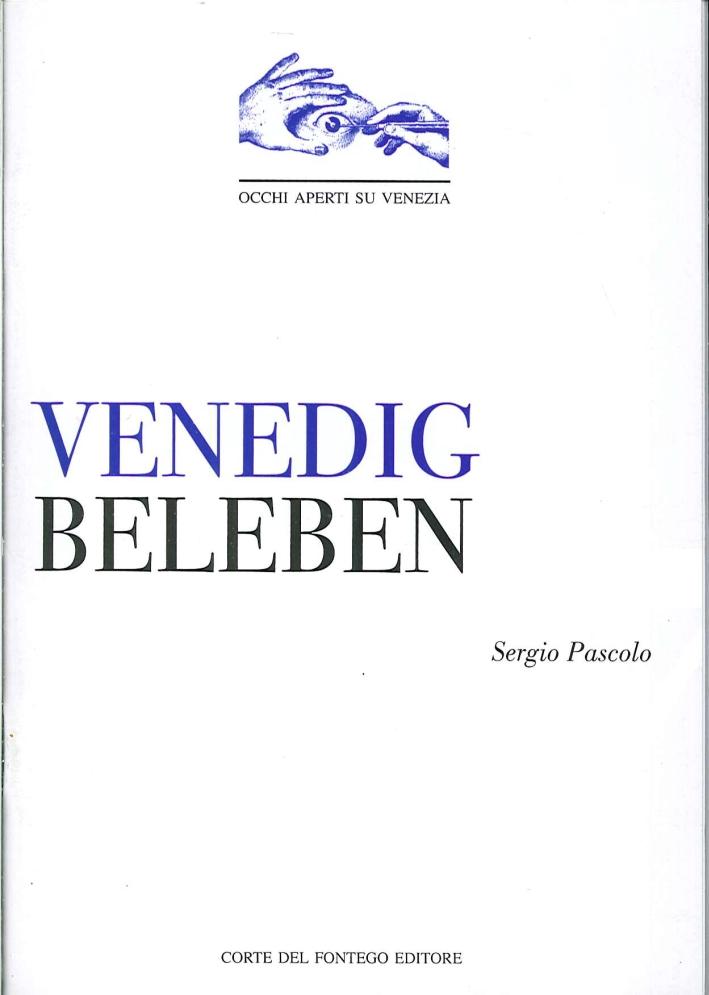 Venedig Beleben.