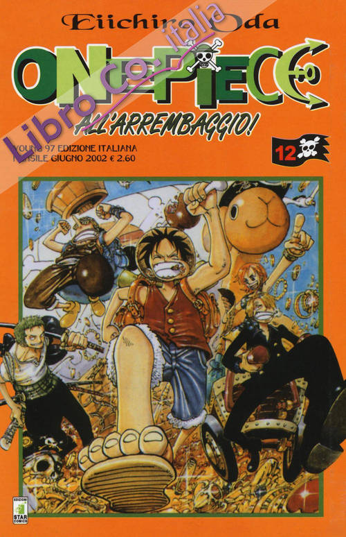 One piece. Vol. 12