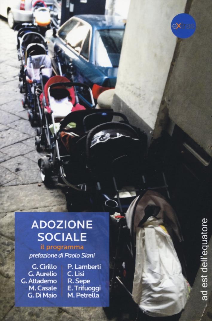 Adozione sociale il programma.