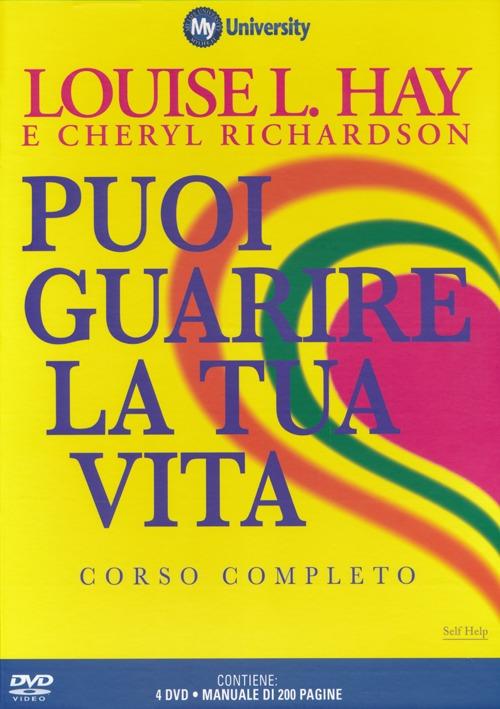 Puoi Guarire la Tua Vita. My Life University. Corso Completo. 4 DVD. con Libro