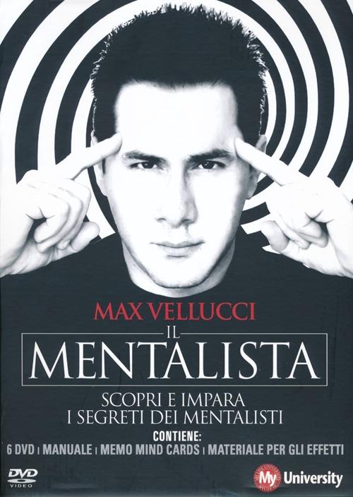 Il Mentalista. My Life University. 6 DVD. con Libro.
