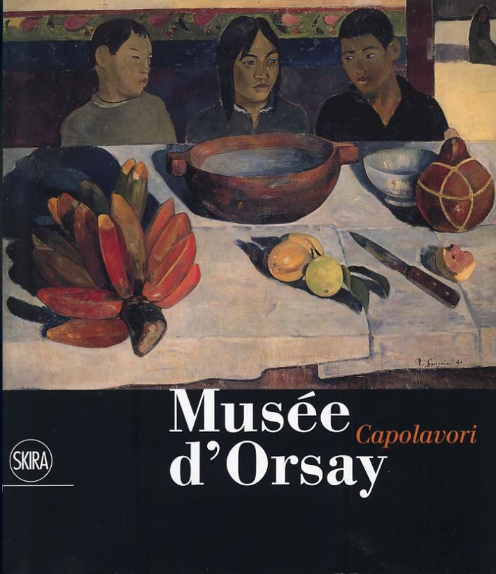 Musèe d'Orsay. Capolavori