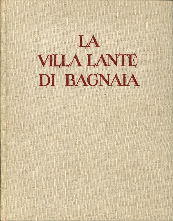 La Villa Lante di Bagnaia