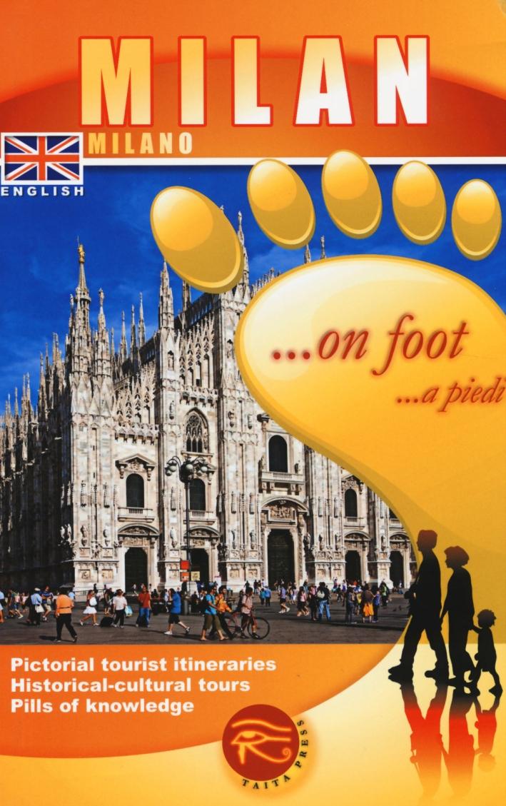 Milan... on foot