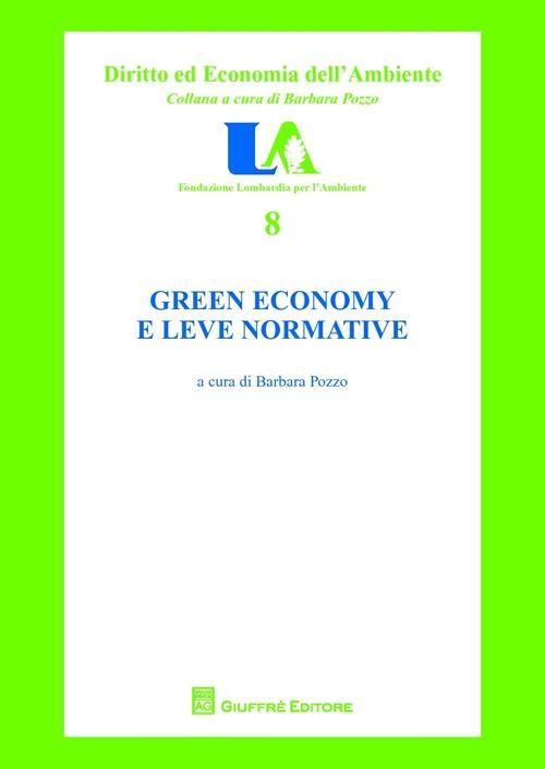 Green economy e leve normative