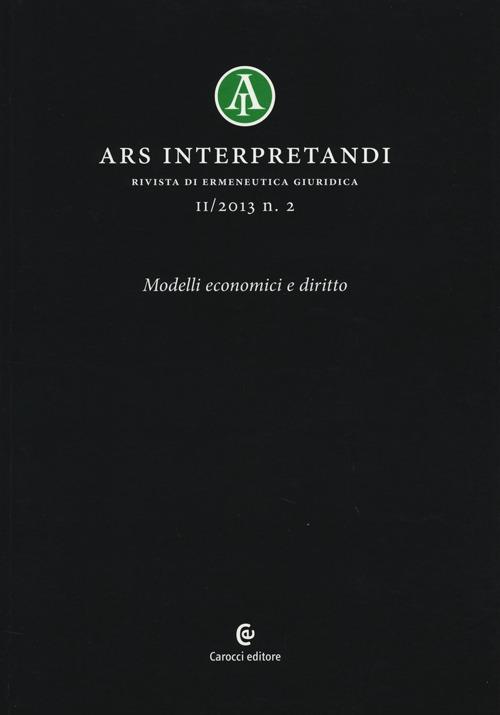 Ars interpretandi (2013). Vol. 2