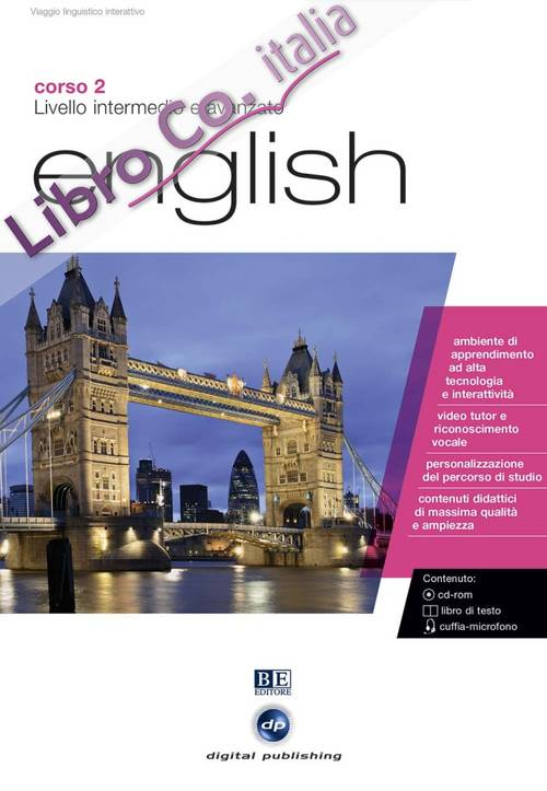 Inglese Corso 2. CD Audio. CD-ROM
