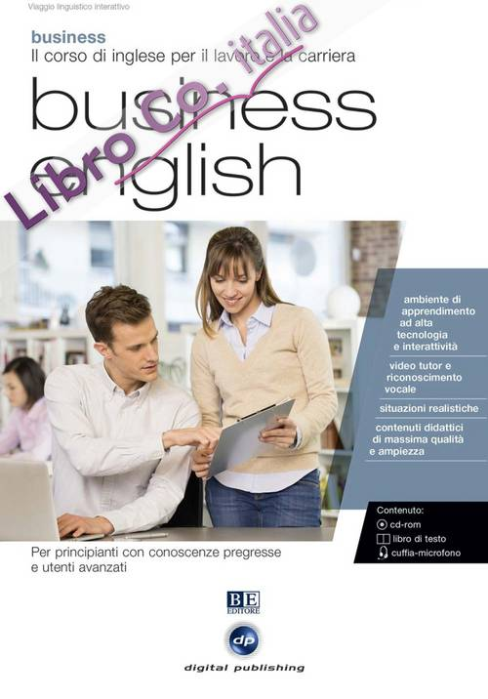 English Business. CD Audio. CD-ROM