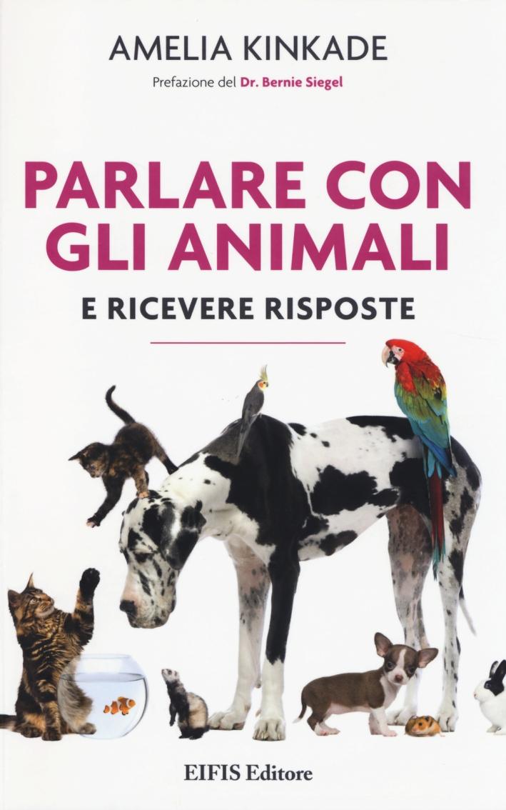 Parlare con gli animali e ricevere risposte