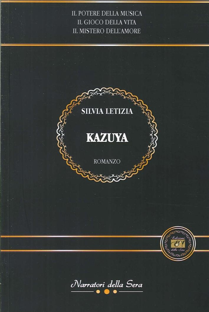 Kazuya.