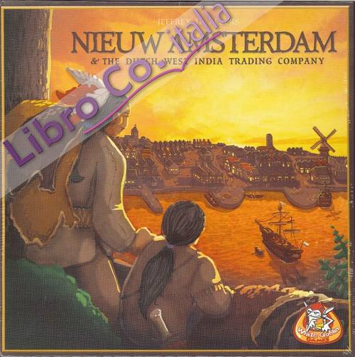 Nieuw Amsterdam. And the Dutch West India Trading Company