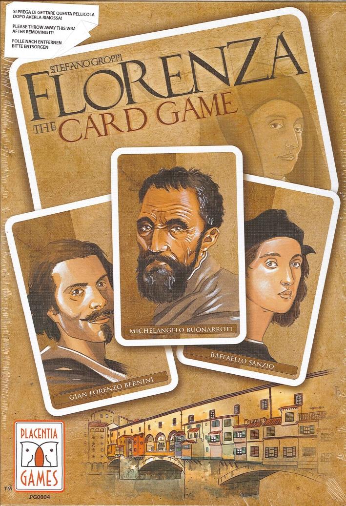 Florenza: Card Game.