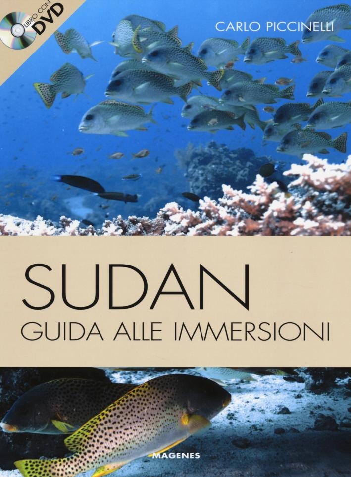 Sudan. Guida alle immersioni. Ediz. illustrata. Con DVD