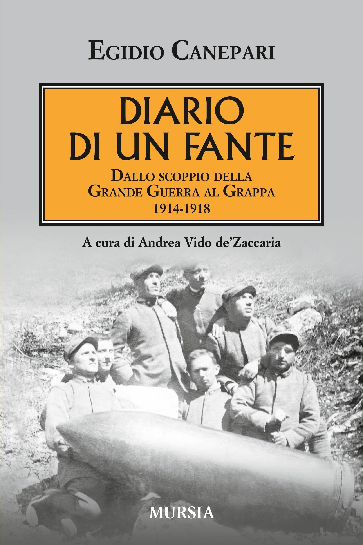 Diario di un fante. Dallo scoppio della grande guerra a Caporetto. 1914-1918