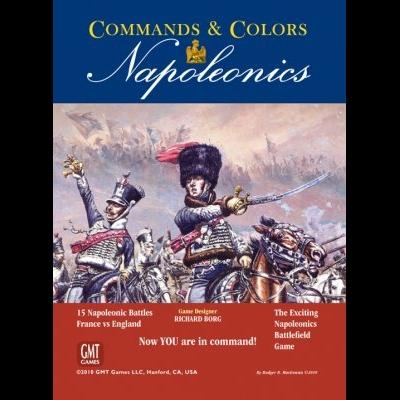 Commands & Colors. Napoleonics.