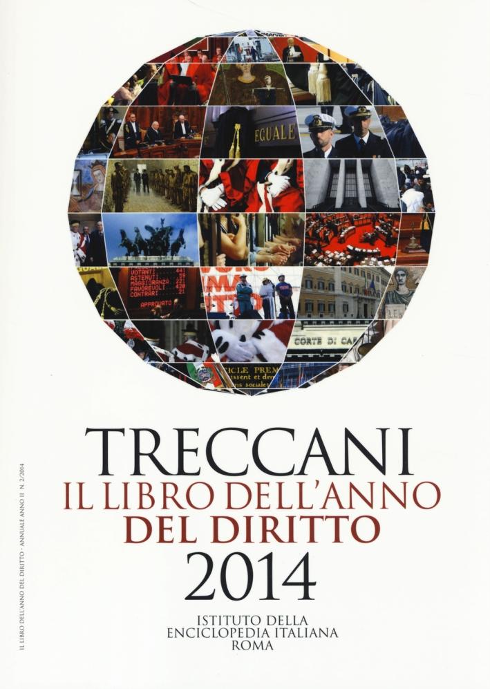 Treccani. Il libro dell'anno del diritto 2014