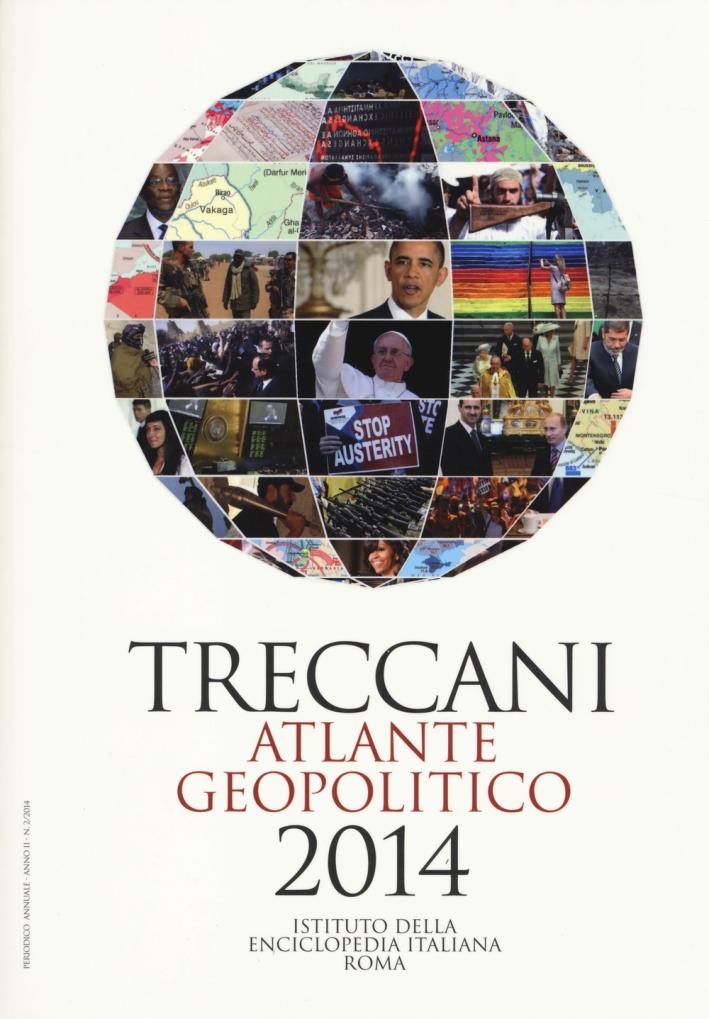 Treccani. Atlante geopolitico 2014