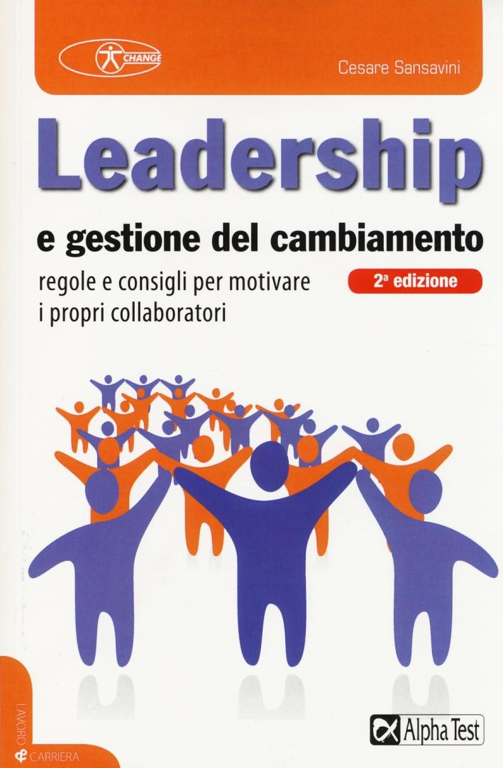 Leadership e gestione del cambiamento
