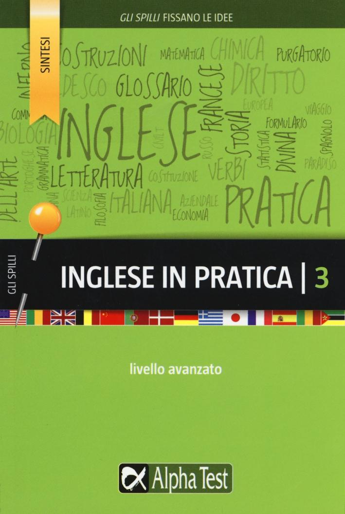 Inglese in pratica. Vol. 3: Livello avanzato