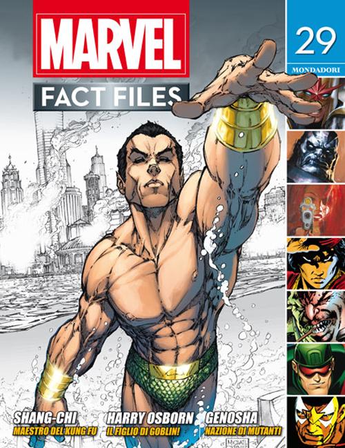 Marvel fact files. Vol. 16