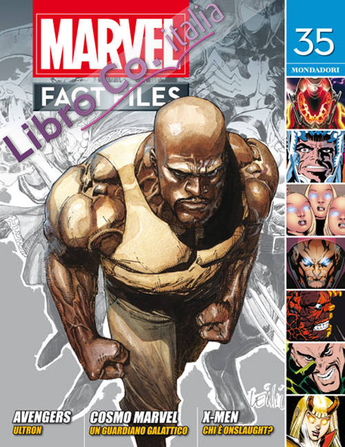 Marvel fact files. Vol. 19