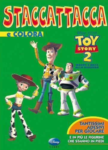Toy Story 2. Con adesivi