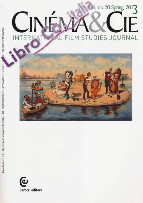 Cinéma & Cie. International film studies journal. Vol. 20