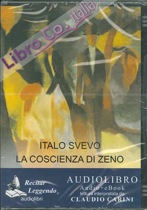 La Coscienza di Zeno. Ediz. Integrale. Audiolibro. CD Audio Formato Mp3