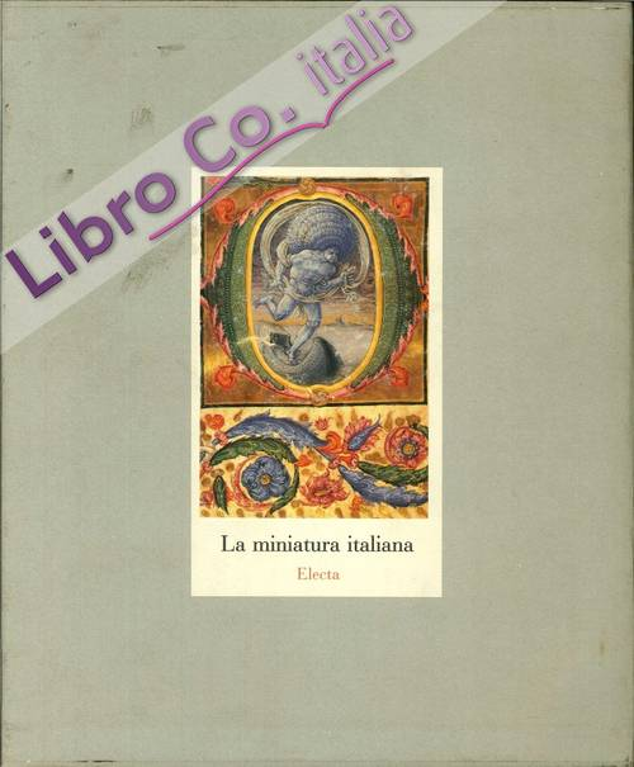 La Miniatura Italiana