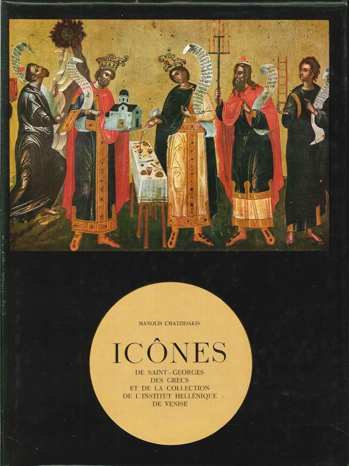 Icones De Saint-Georges des Grecs Et De la Collection De l'Institut.