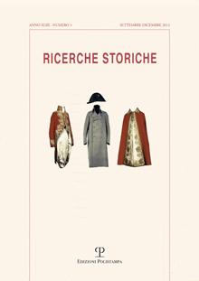 Ricerche storiche (2013). Vol. 3