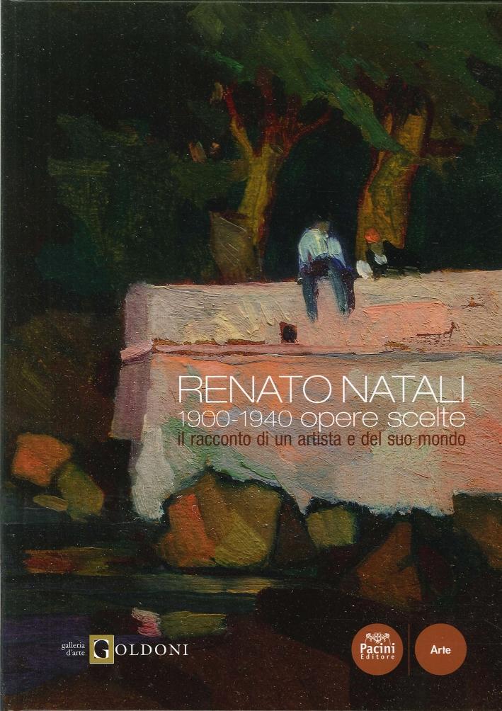 Renato Natali. 1900-1940 opere scelte. Il racconto di un artista e del suo mondo