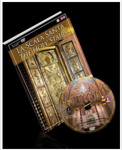 La Scala Santa. The Holy Stairs. [Con DVD].