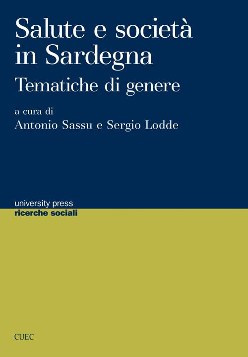 Salute e società in Sardegna. Tematiche di genere