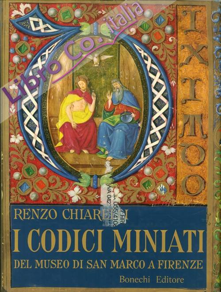 I Codici Miniati del Museo di S. Marco a Firenze. [1968]