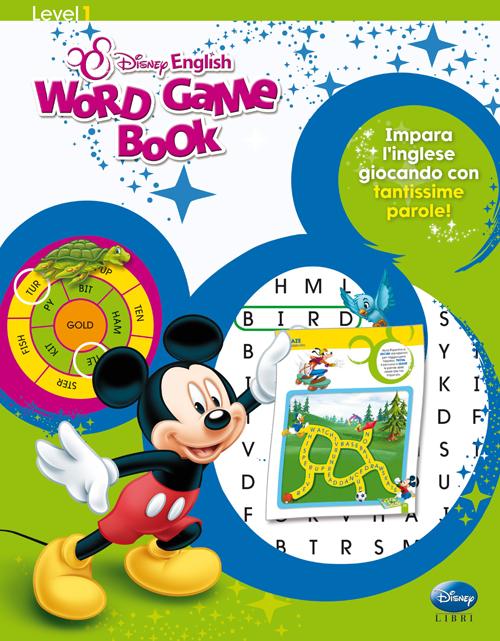 Word game book. Level 1. Ediz. bilingue