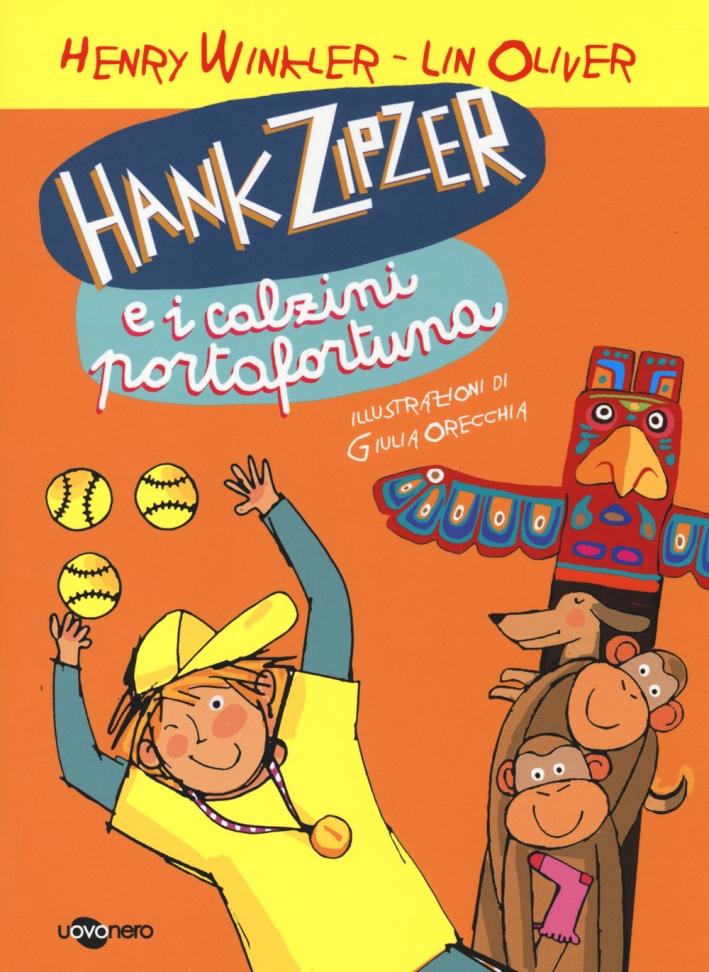 Hank Zipzer e i calzini portafortuna. Vol. 4
