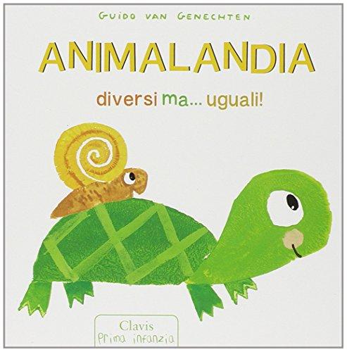 Animalandia. Ediz. illustrata
