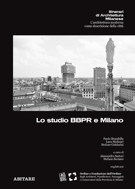 Lo studio BBPR e Milano