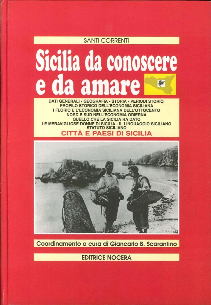 Sicilia Da Conoscere e Da Amare