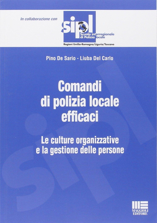 Comandi di polizia locale efficaci