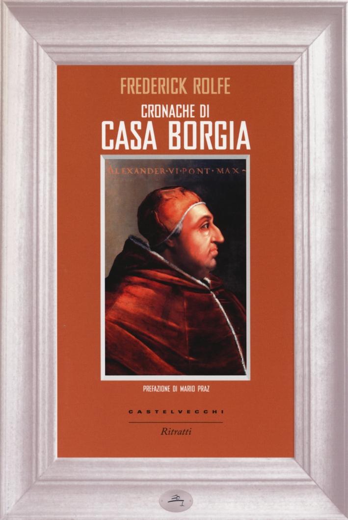 Cronache di Casa Borgia.