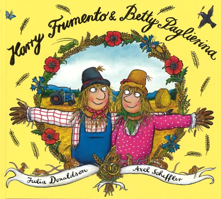 Harry Frumento e Betty Paglierina.