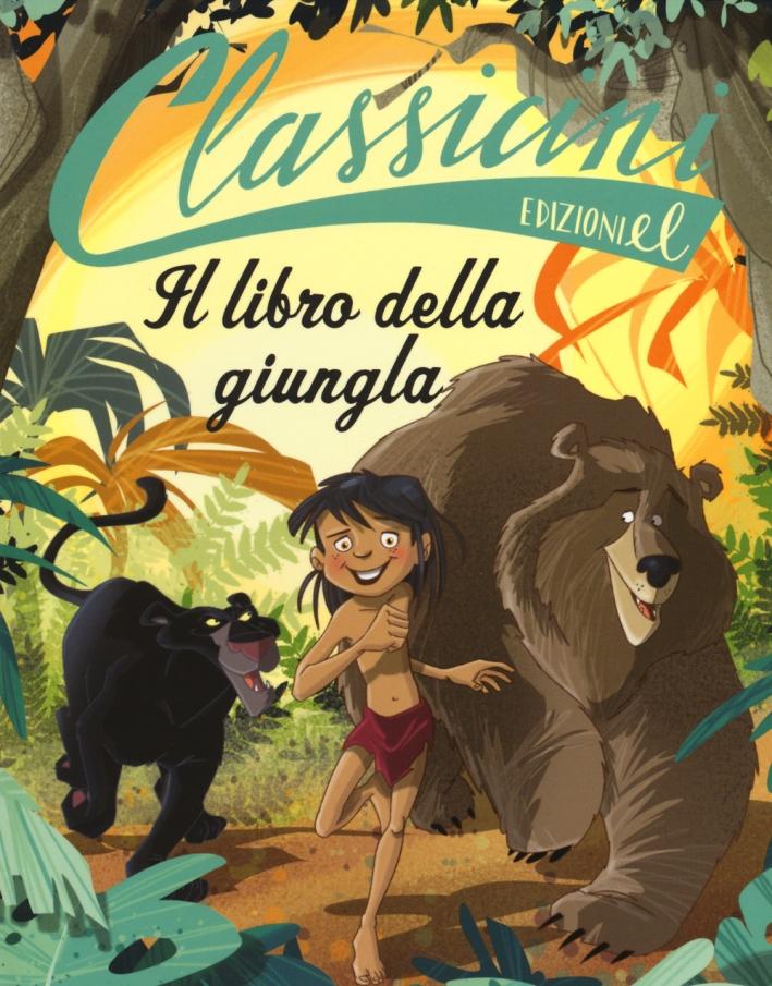 Il libro della giungla di Rudyard Kipling.