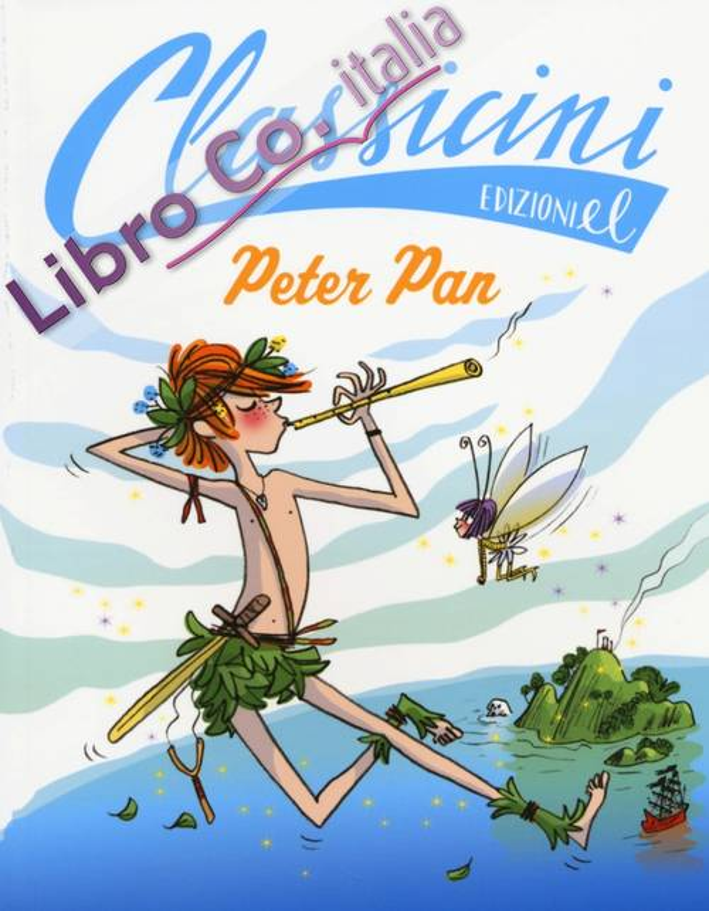 Peter Pan di James M. Barrie.