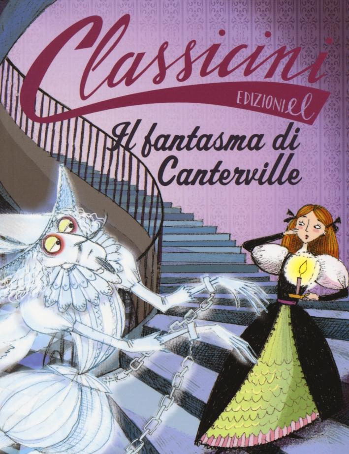 Il fantasma di Canterville di Oscar Wilde.